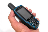 Garmin GPSMAP 64 navigator
