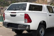 Hilux double-shell ABS hardtop