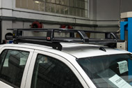 Hilux Double Cabin heavy-duty roof rack