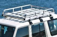 Land Cruiser 76 heavy-duty roof rack