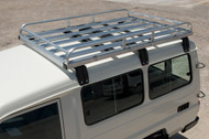 Land Cruiser 78 heavy-duty roof rack