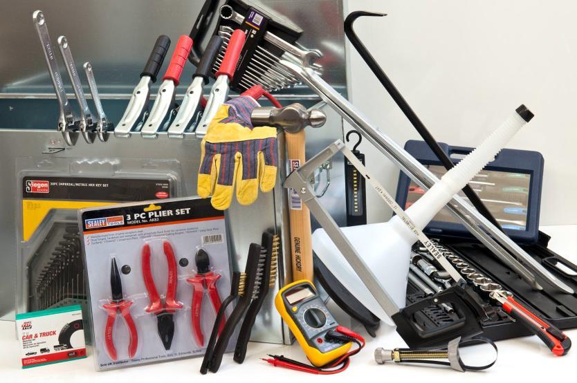 Tool kits (4)