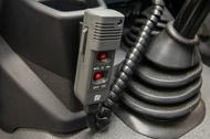 50-W-Lautsprecheranlage mit Sirene