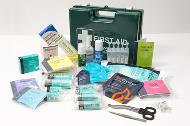 Comprehensive first aid kit
