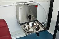 Unité électrique de lavage des mains