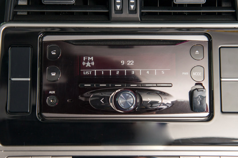 Toyota Land Cruiser Diesel >> RCD - Toyota Radio CD MP3 player