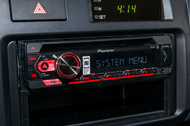 Autoradio CD, lecteur multimédia Pioneer