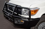 Defensa delantera para Land Cruiser 70