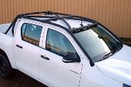 Hilux Double Cabin roll cage