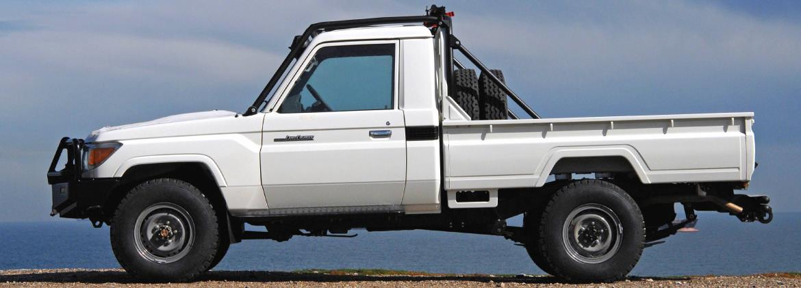 Rlb Lc79 Scb Land Cruiser 79 Single Cabin Pick Up Roll Cage