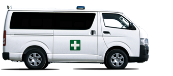Ambulance Hiace