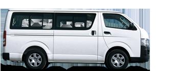 Minibus Hiace, Diésel 3,0L