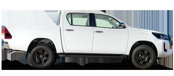 Hilux LHD 2.8L Turbo Diesel Auto 5 seater