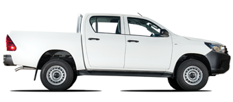 Hilux linkslenker 3,0L Diesel 6 Sitze