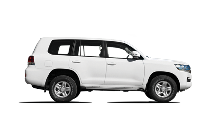 Toyota Gibraltar Stockholdings (TGS) - 4x4 vehicles for aid
