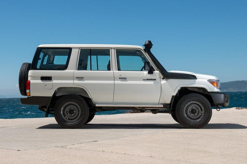Toyota Land Cruiser Diesel >> Toyota Gibraltar Stockholdings (TGS) - 4x4 vehicles for ...