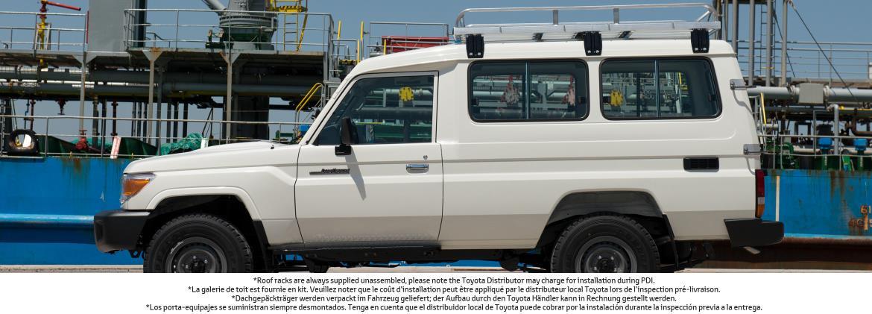 Hzj78 Rjmrs S6 Hard Top Land Cruiser 78 6 Places