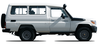 Hard-top Land Cruiser 78, 6 places