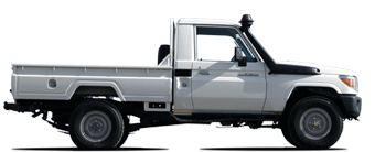 Land Cruiser 79 Single Cabin Pick-Up