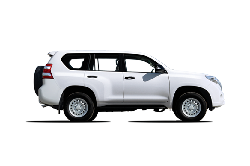 Toyota Gibraltar Stockholdings (TGS) - 4x4 vehicles for aid agencies