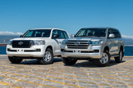 2 new models added to the Land Cruiser 200 stock models