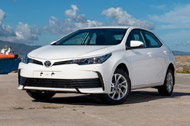 Corolla - New Corolla Model in Stock