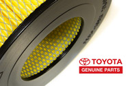 GENUINE vs COUNTERFEIT - Toyota Air Filters