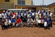 Formation chez GIZ en Guinée, avril 2019