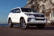 Introducing the New Generation Fortuner