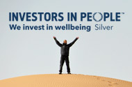 Investors in People - Health & Wellbeing Award