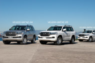 Land Cruiser 200 – TGS stocking programme extended
