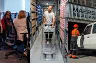 Logistics, Parts and Warehouse under the limelight