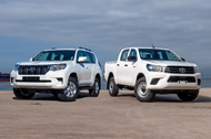 New Gallery Images - Prado and Hilux
