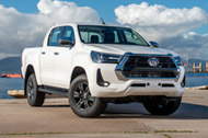 New Hilux Model in Stock