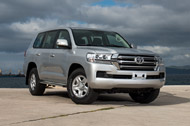New model added to TGS Land Cruiser 200 line-up