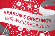 Season's Greetings from TGS