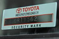 Security Matters - Window Etching
