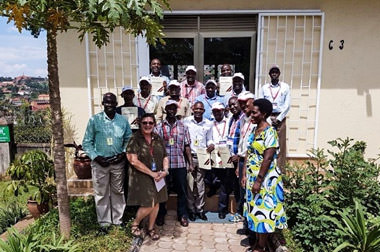 Technical Training Event - Kampala, Uganda