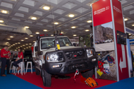 TGS at International Disaster Response 2018 exhibition