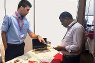TGS à la conférence AIDEX Bangladesh