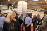 TGS attends a successful AidEx 2016