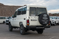 TGS Conversions – Secure Transfer Vehicle
