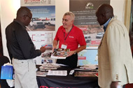 TGS exhibited at AIDEX Nairobi