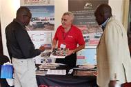 TGS exhibited at AIDEX Nairobi
