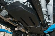 TGS Hilux 140 litre Fuel Tank Option