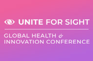 TGS is attending Unite For Sight, the 18th annual Global Health and Innovation Conference, 8-11 April 2021