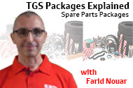 TGS Packages Explained - Spare Parts Packages