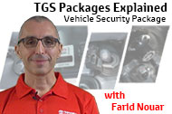 TGS Packages Explained - Vehicle Security Package
