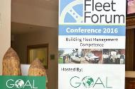 TGS sponsors and attends Fleet Forum Conference 2016 hosted by GOAL in Dublin