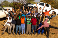 TGS Technical Training event held in Zimbabwe